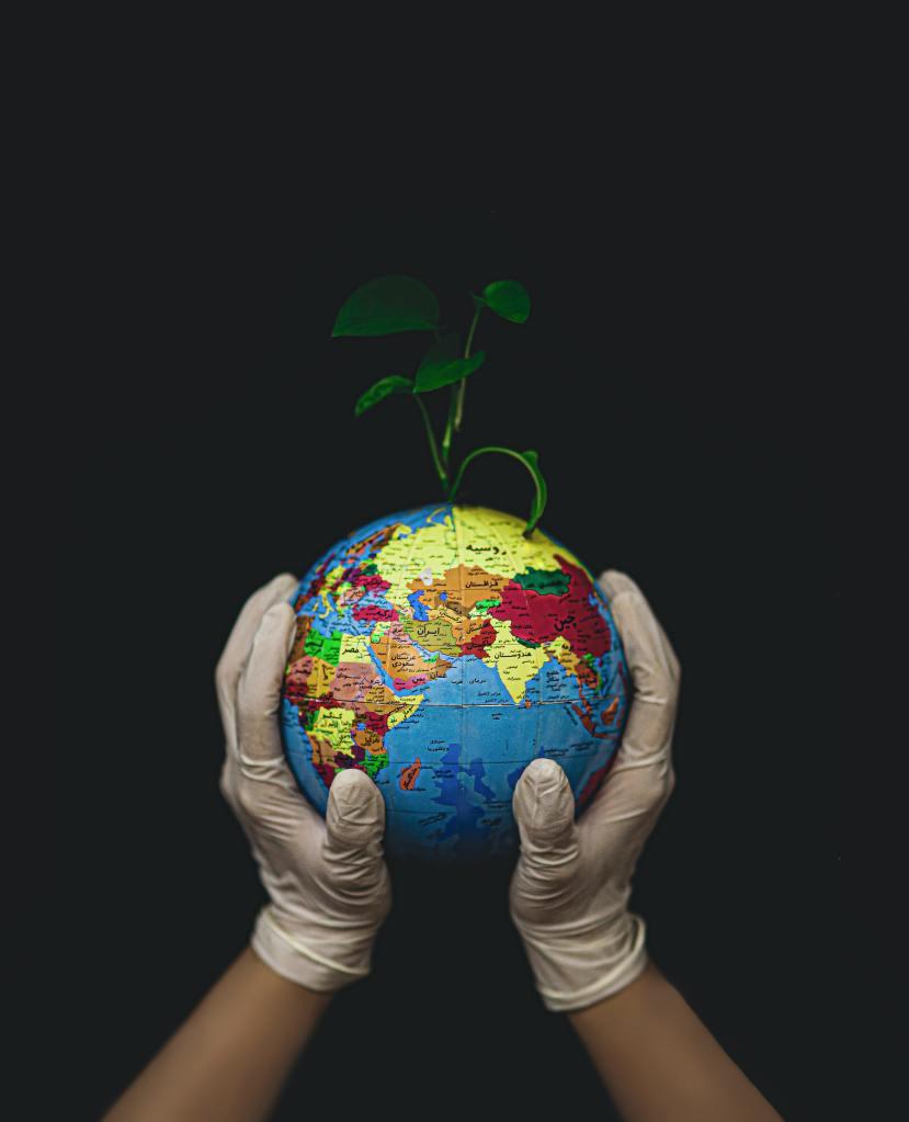Mūsų planeta – Žemė.